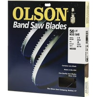 Olson Wood Cutting Band Saw Blade, 55356