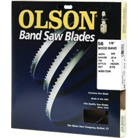 Olson Wood Cutting Band Saw Blade, 57256