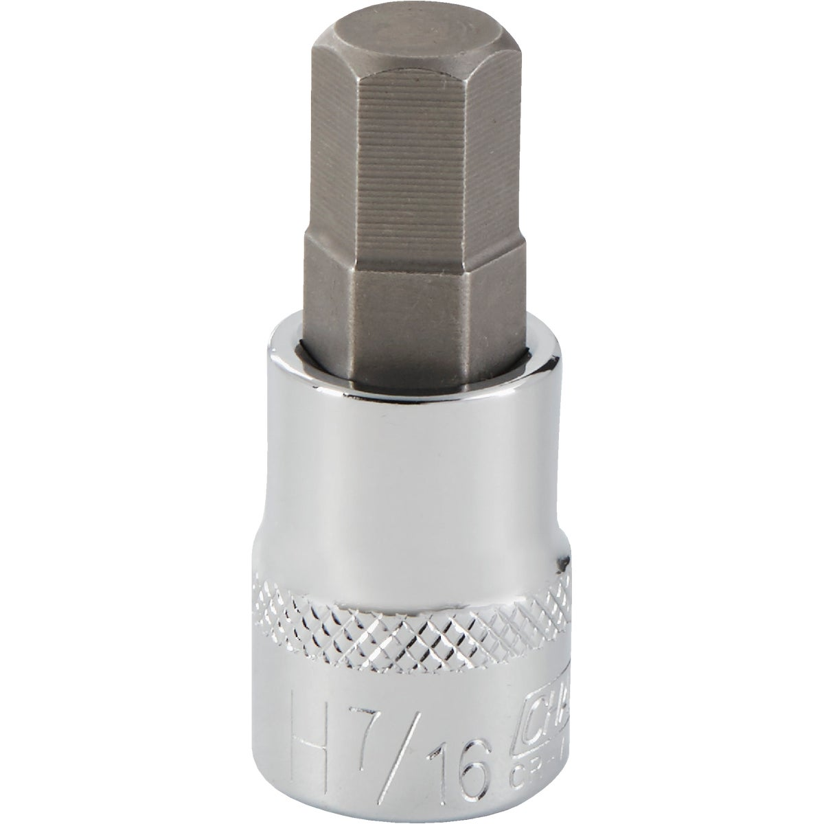 "7/16"" HEX BIT SOCKET - 58854 by Apex Tool Group"