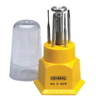 General Tools Jeweler Screwdriver, S605