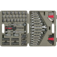 Cooper Tools CRESCENT 128PC TOOL SET CTK128MPR