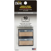 Do it Best Imports 10PK RAZOR BLADE 314129