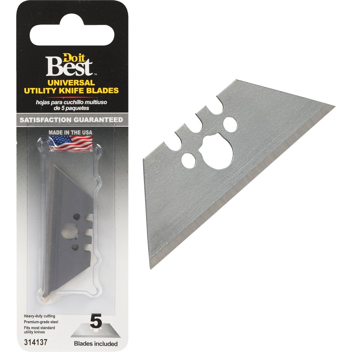 UNIVERSAL KNIFE BLADE - 314137 by Do it Best