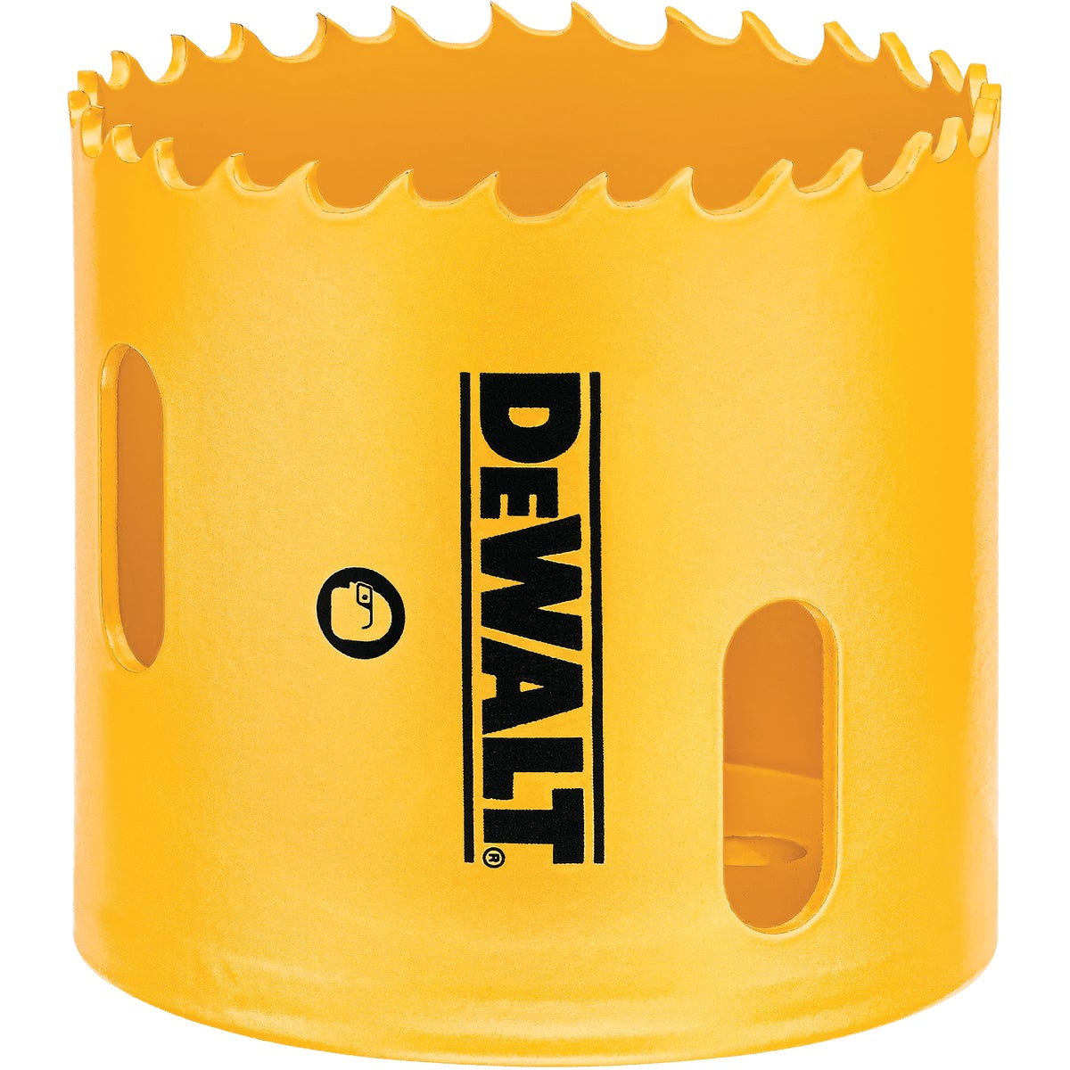 "2-1/2"" HOLE SAW - D180040 by DeWalt"