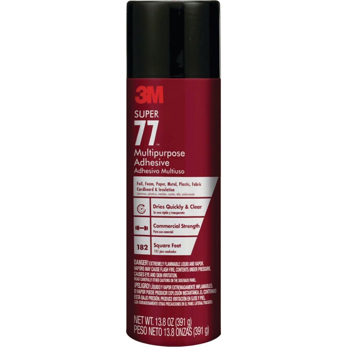 17OZ SPRAY ADHESIVE - 77 by 3m Co