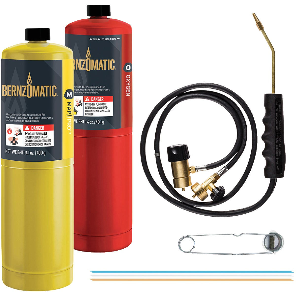 OX2550KCSM OXY TORCH KIT - 331673 by Worthington