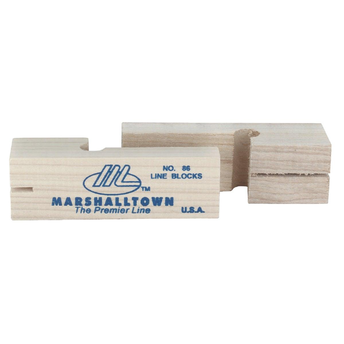 Wood Line Block