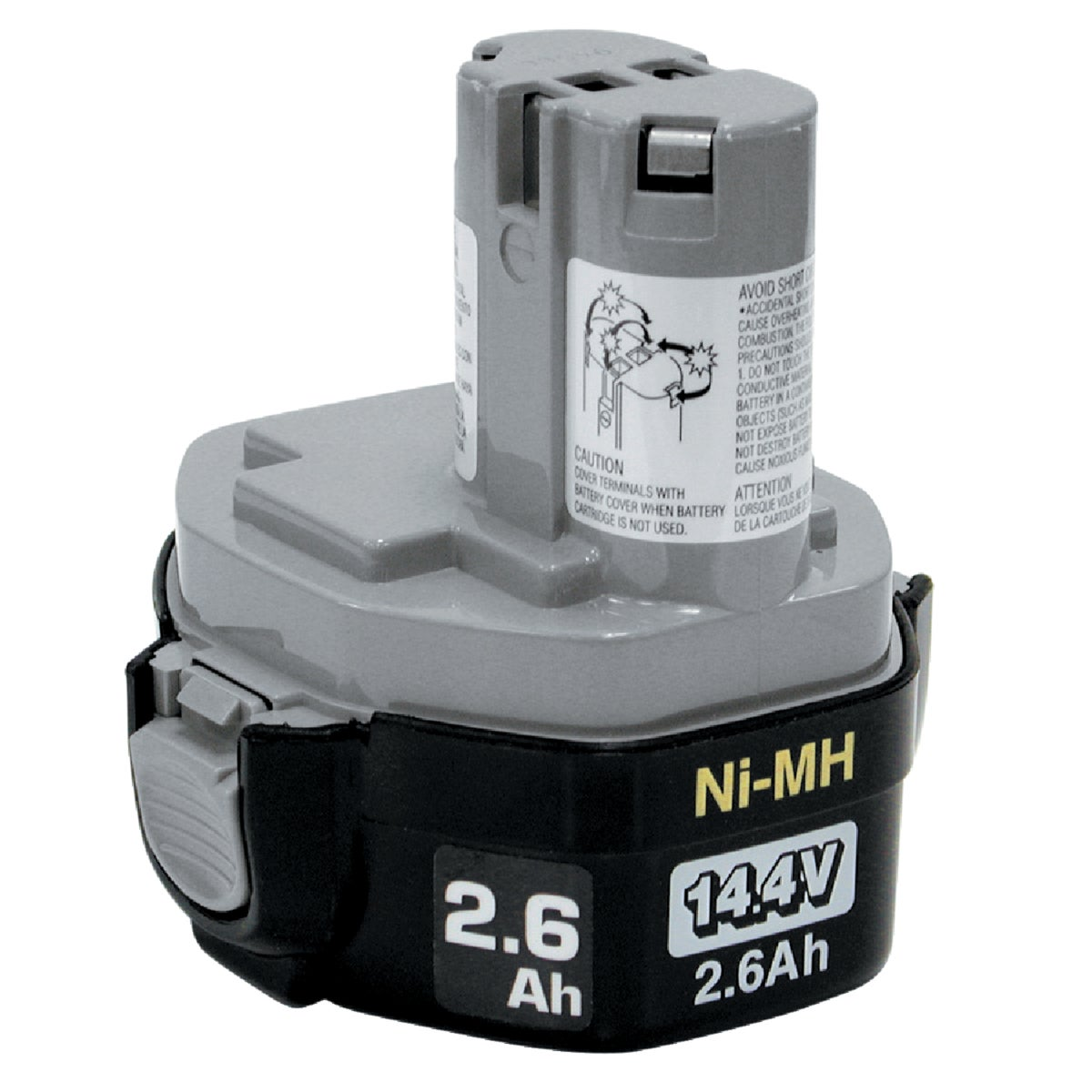 14.4V NMN BATTERY PACK - 193158-3 by Makita Usa Accessory
