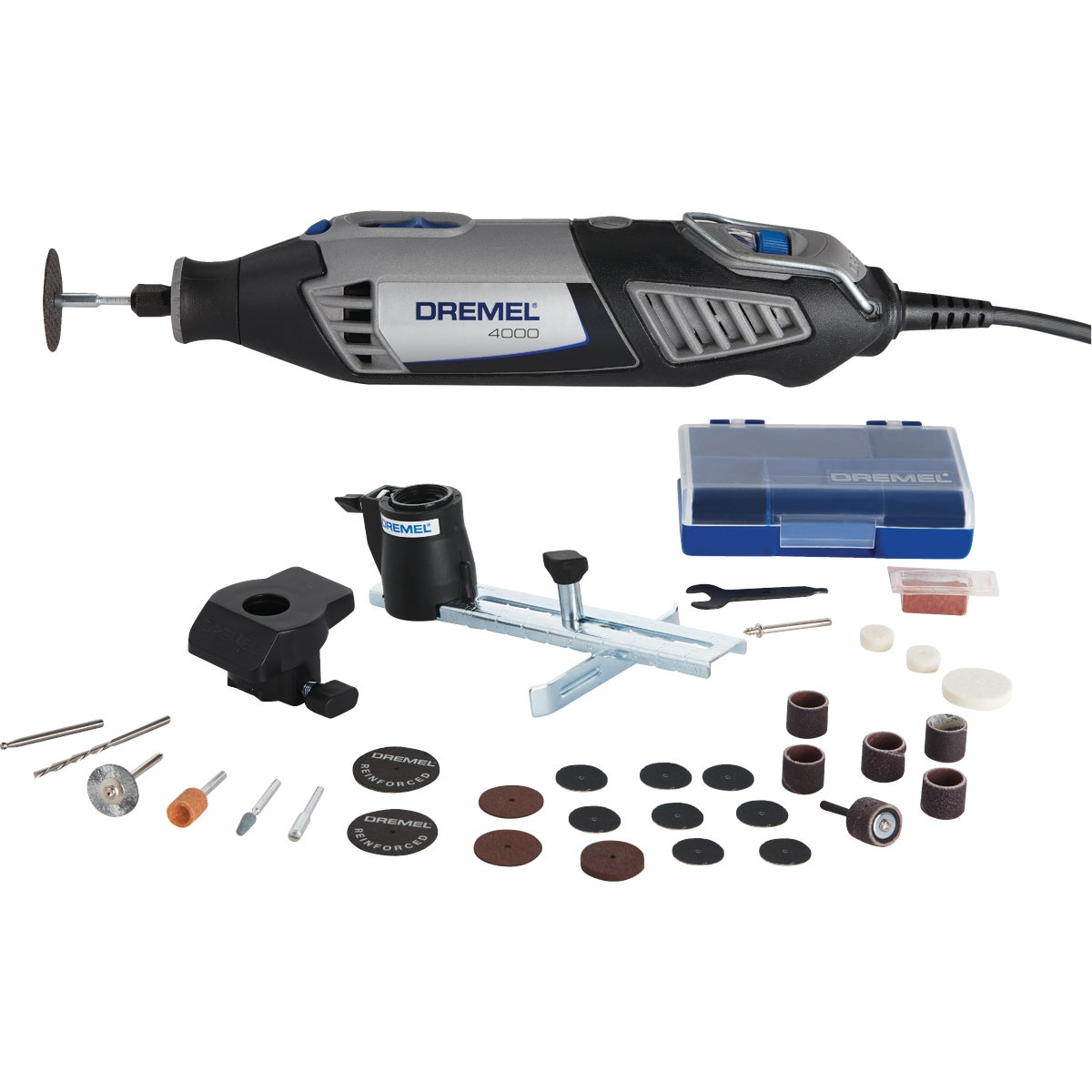 XPR ROTARY TOOL - 4000-2/30 by Dremel Mfg Co