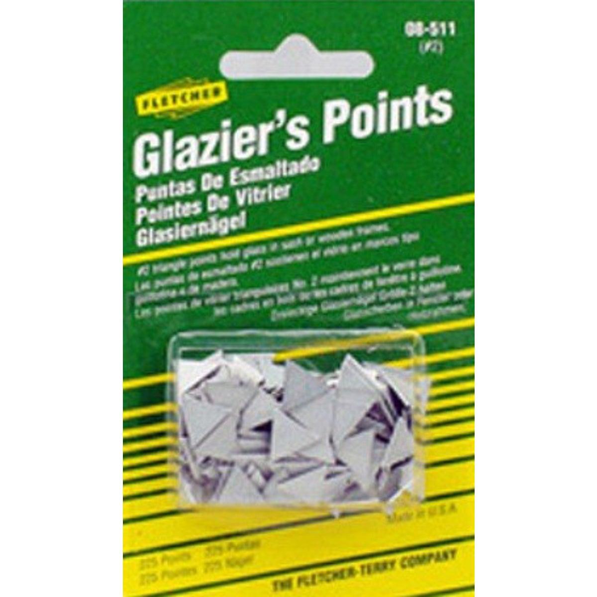 TRIANGLE GLAZIER POINT - 08-511 by Fletcher Terry Co