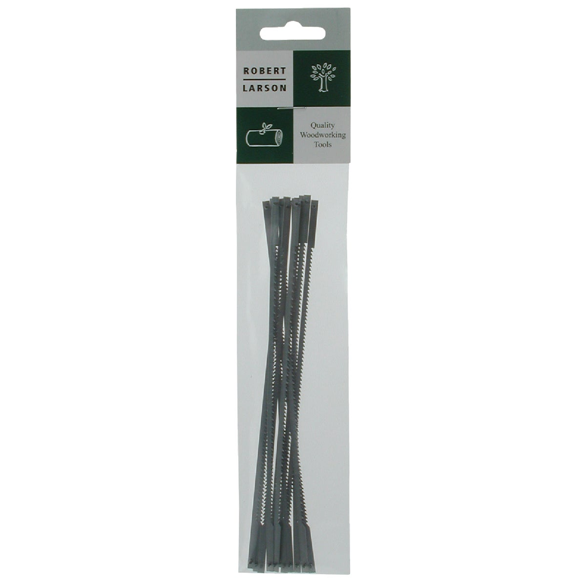 12PC COPING SAW BLADES - 540-7500 by Robert Larson