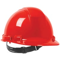 MSA Safety/InCom RED HARD HAT 463947
