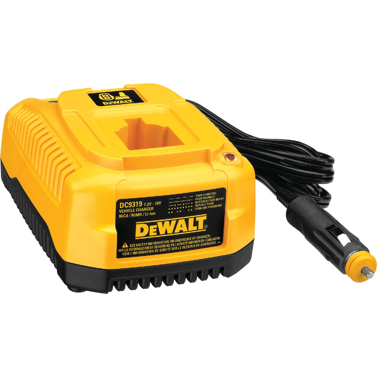 VEHICLE BATTERY CHARGER - DC9319 by DeWalt