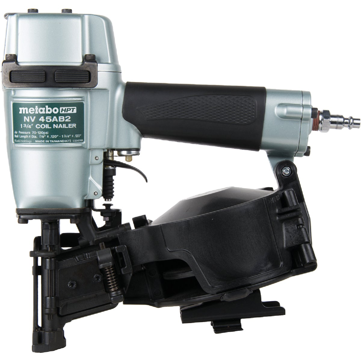 COIL ROOFING NAILER - NV45AB2 by Hitachi Power Tools