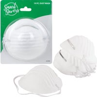 10 Pack Dust Mask - Smart Savers