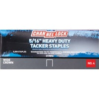 Channellock No. 4 Wide Crown Hammer Tacker Staple, A115162
