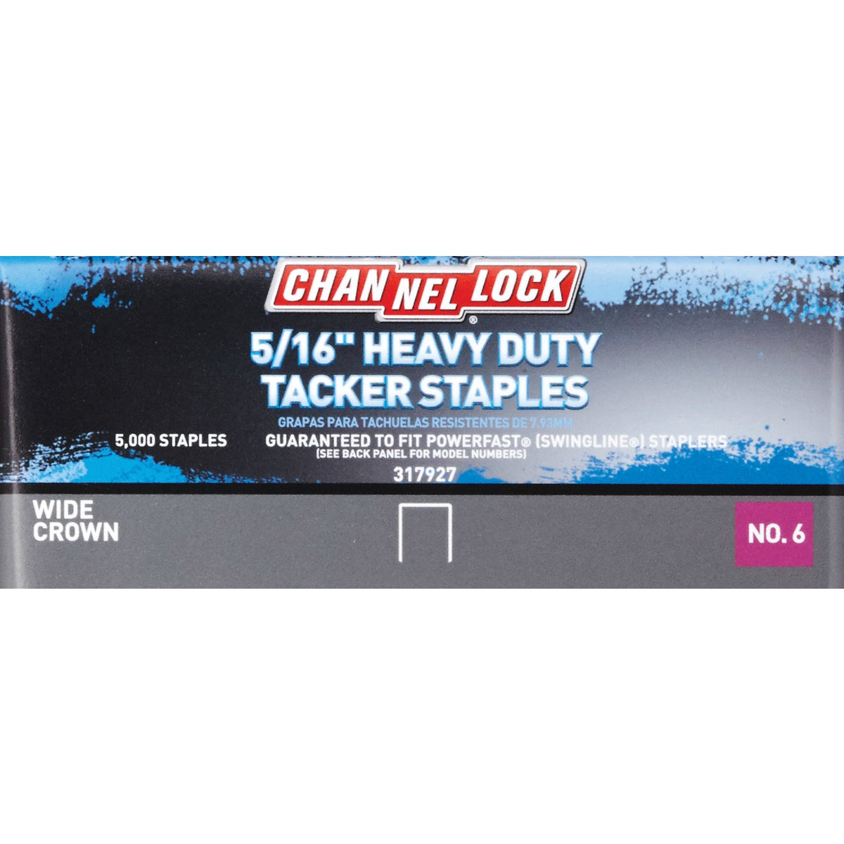 "5/16"" TACKER STAPLE"