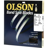 Olson Wood Cutting Band Saw Blade, 57259