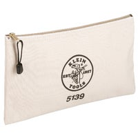 Klein Tools CANVAS ZIPPER BAG 5139