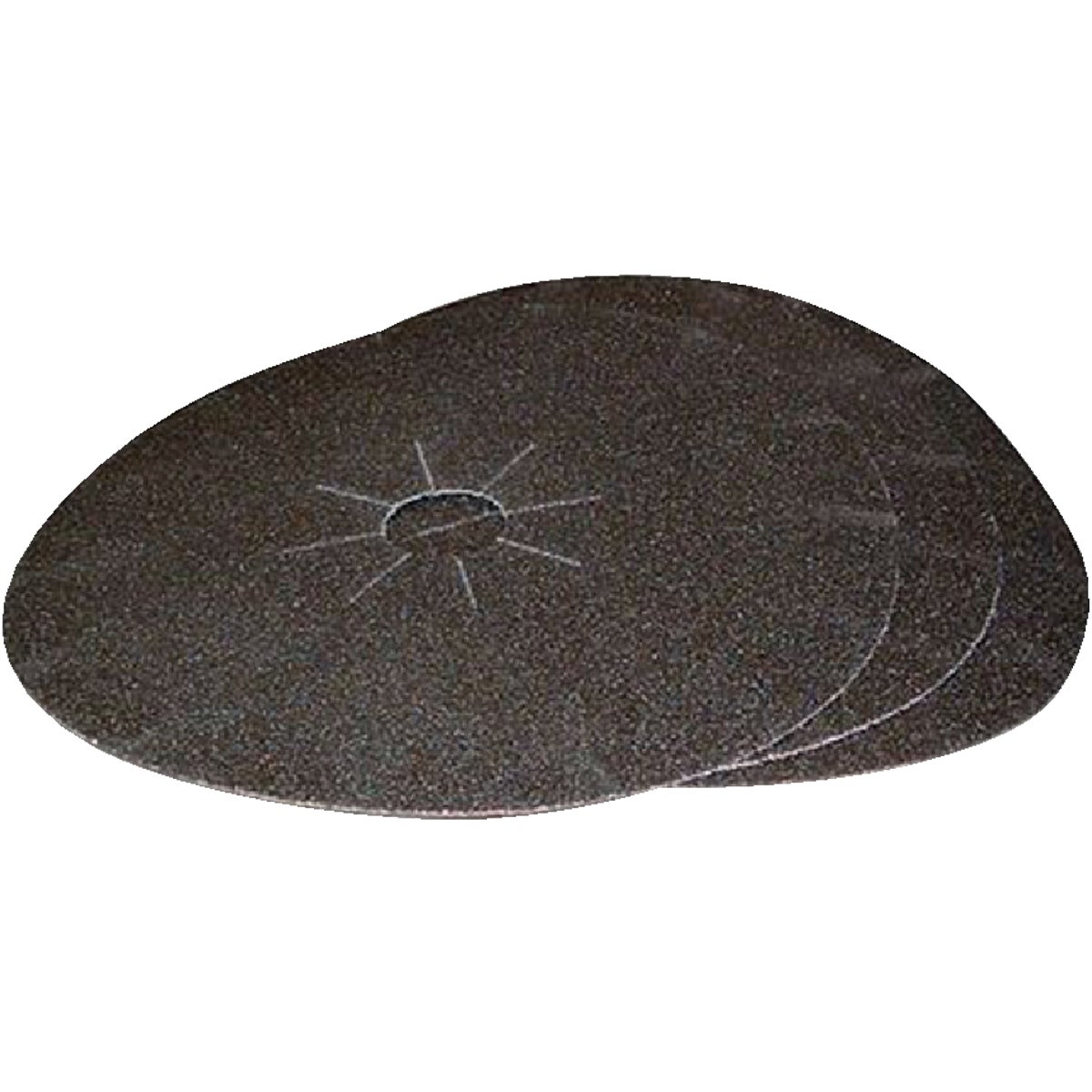 "16"" 80G FLR SANDING DISC - 007-816280 by Virginia Abrasives"