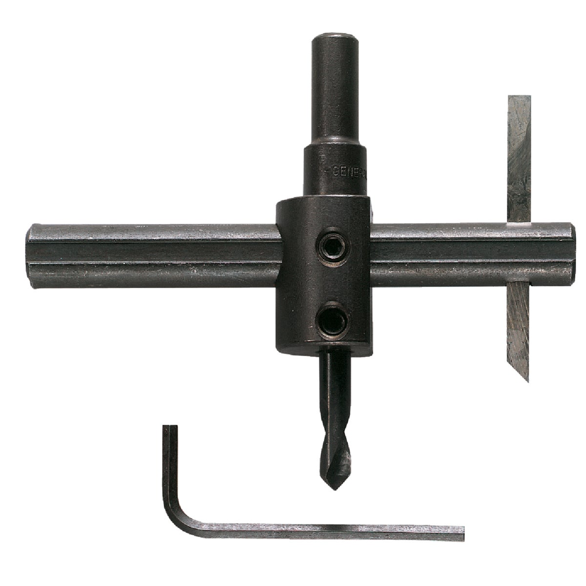 "1-6"" CIRCLE CUTTER - 5B by Gen Tools Mfg"