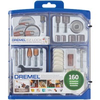 Dremel 160-Piece All-Purpose Rotary Tool Accessory Kit, 710-08
