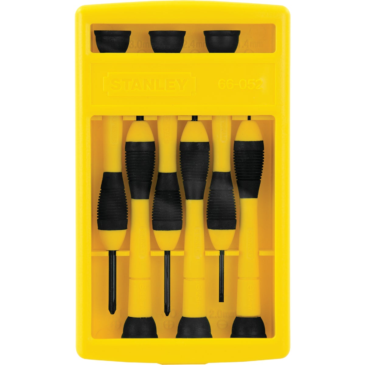 6PC SCREWDRIVER SET - 66-052 by Stanley Tools