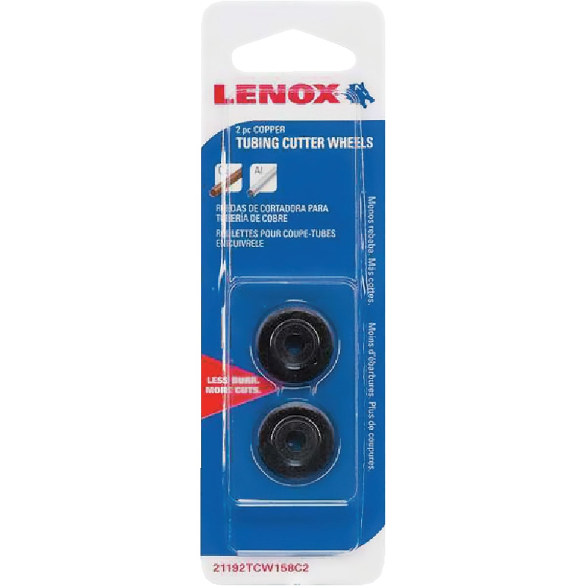 REPLACEMENT CUTTER WHEEL - 21192-TCW158C2 by Lenox