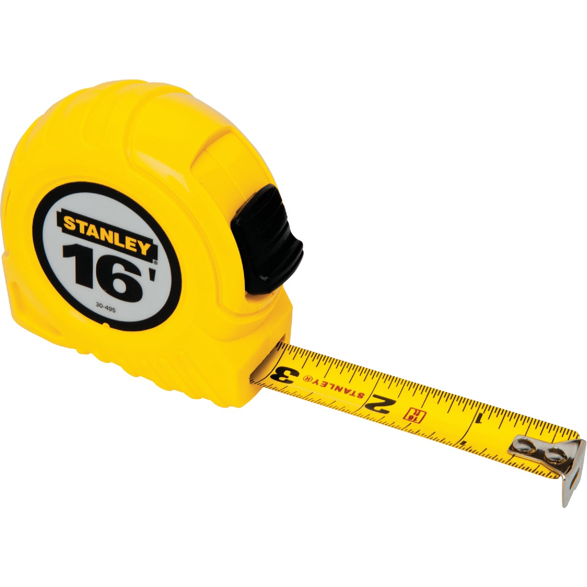 "3/4""X16' YEL TAPE RULE - 30-495 by Stanley Tools"