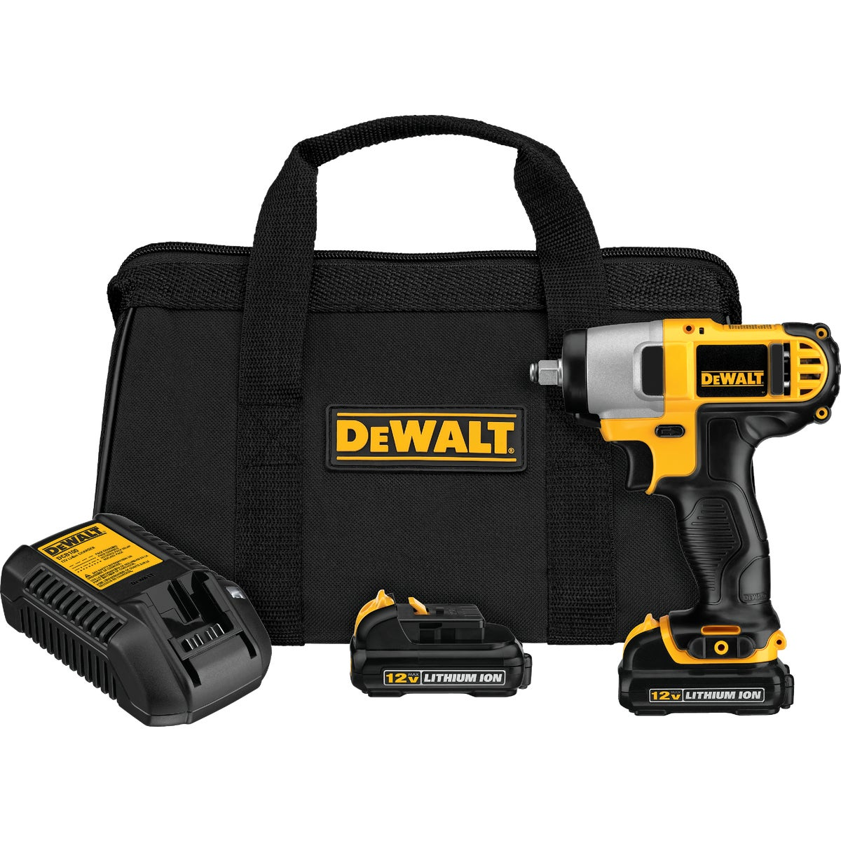 "12V 3/8"" IMPACT WRENCH - DCF813S2 by DeWalt"