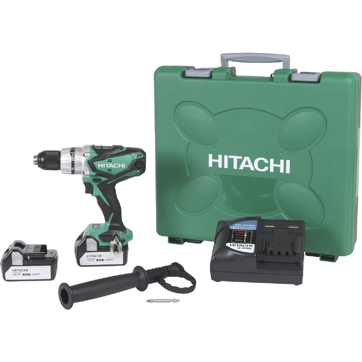 18V LI-ION HAMMERDRILL - DV18DSDL by Hitachi Power Tools