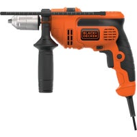 Black and Decker 1/2 In. VSR Electric Hammer Drill, DR670