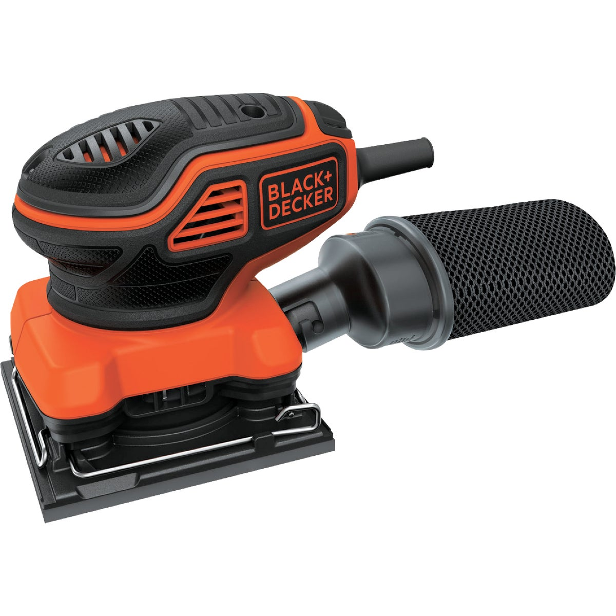 2.0 AMP 1/4 SHEET SANDER - QS900 by Black & Decker