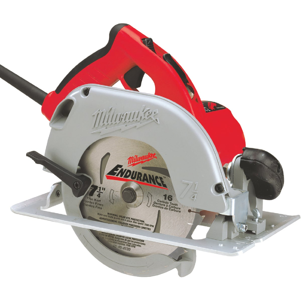 "7-1/4"" 15A CIRCULAR SAW - 639021 by Milwaukee Elec Tool"