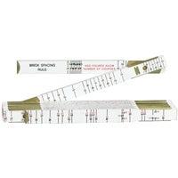 Cooper Tools BRK MASN WD FOLDING RULE 636