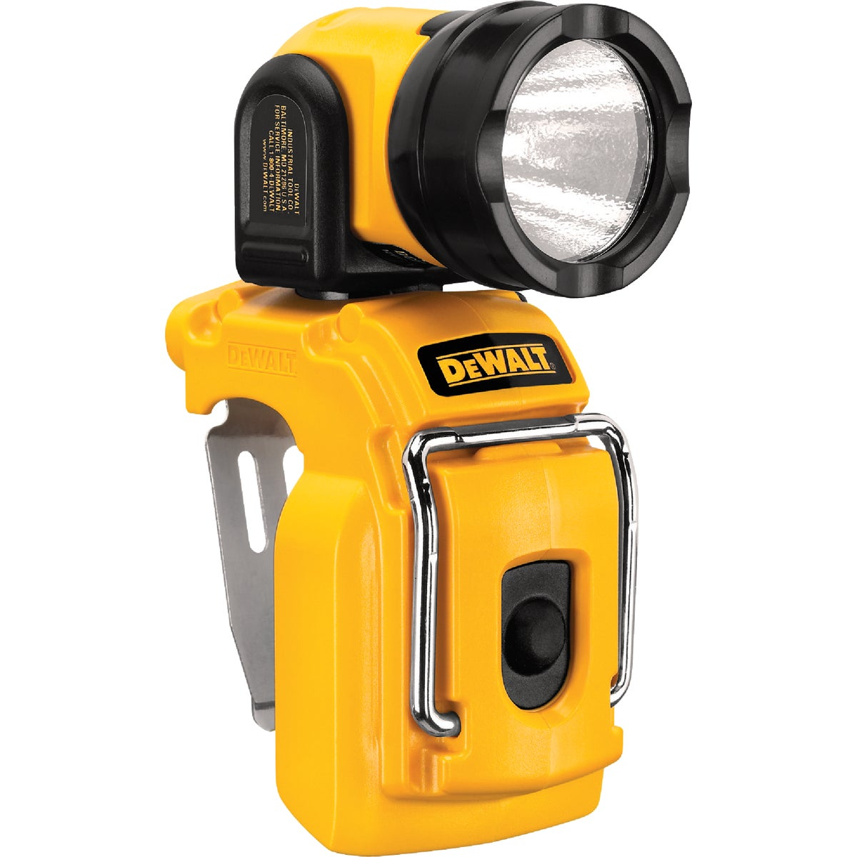 12V LED FLASHLIGHT - DCL510 by DeWalt