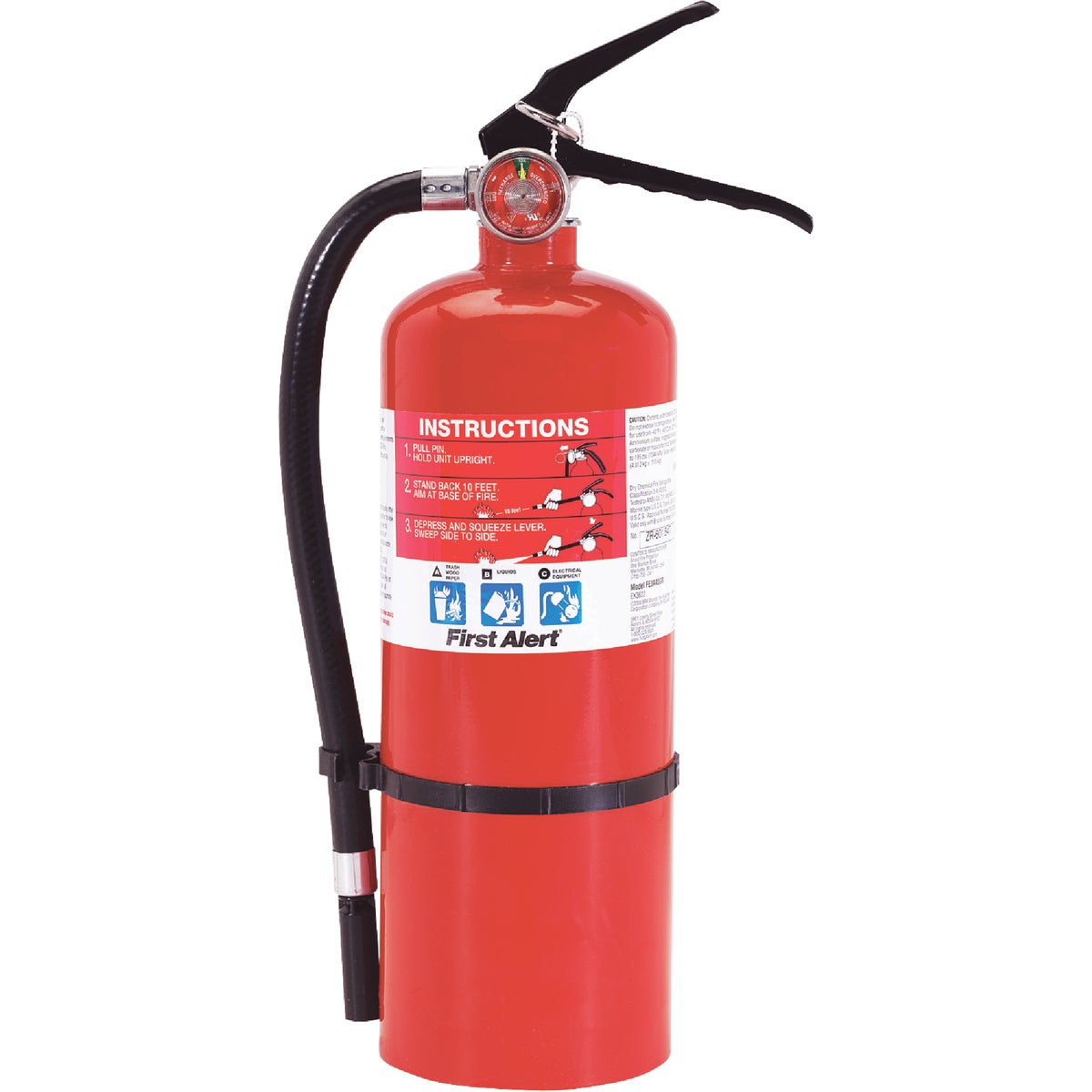 3A40BC FIRE EXTINGUISHER - PRO5 by First Alert  Jarden