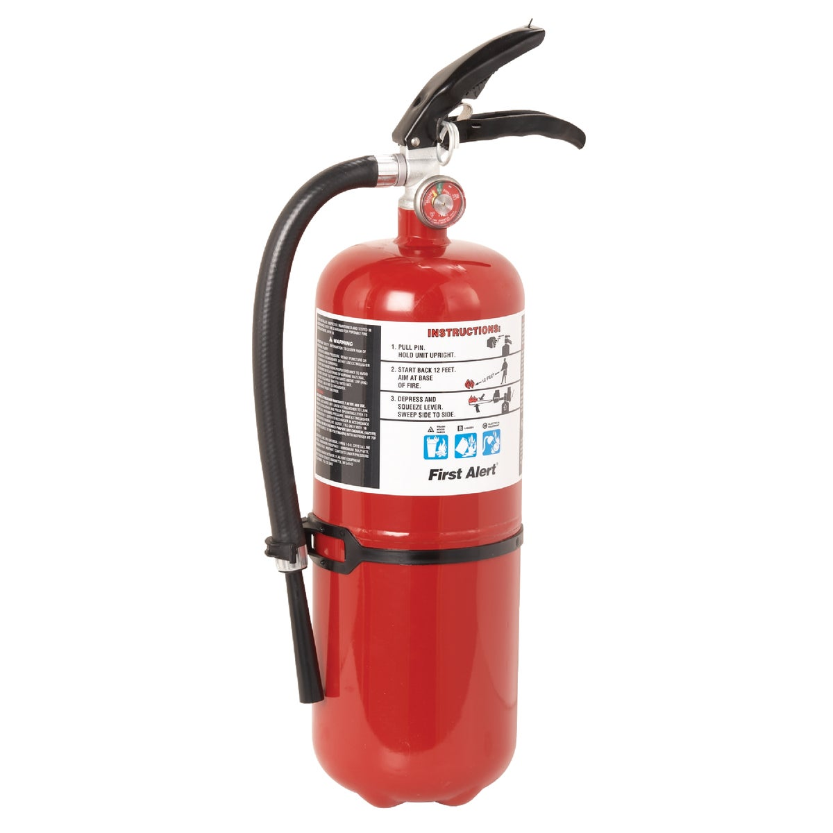 4A60BC FIRE EXTINGUISHER - PRO10 by First Alert  Jarden