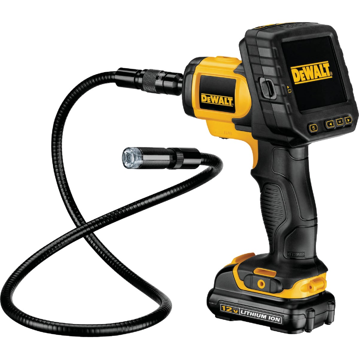 12V INSPECTION CAMERA - DCT410S1 by DeWalt