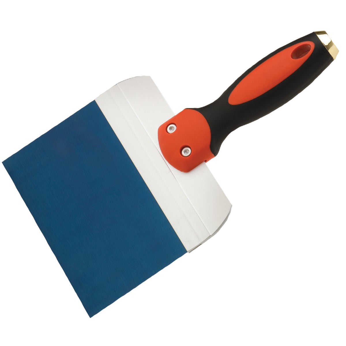 "6"" BLUE STL TAPING KNIFE"