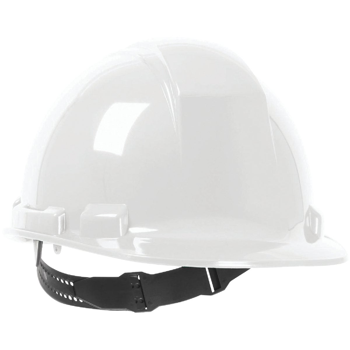 White Hard Hat