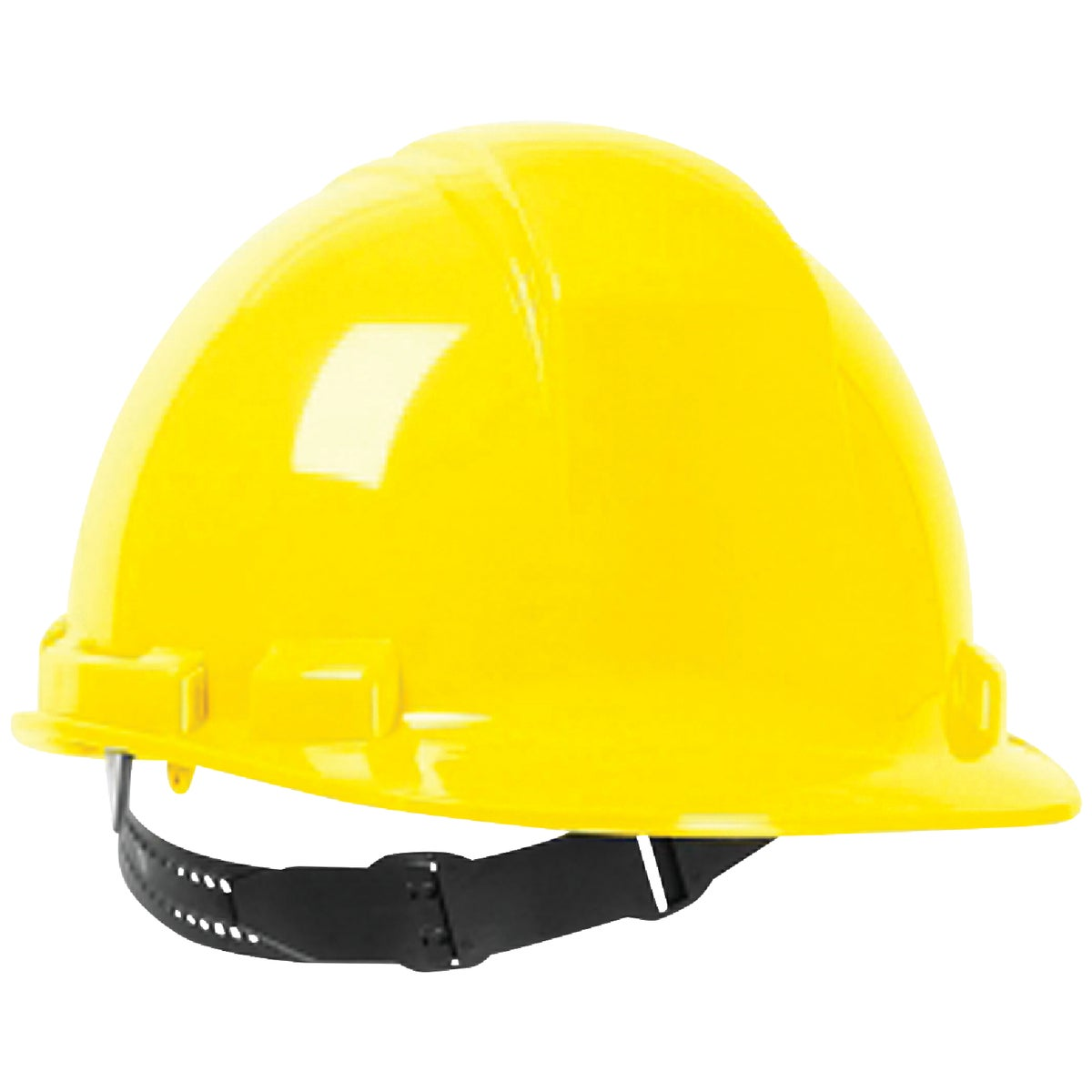 YELLOW HARD HAT - 818068 by Msa Safety