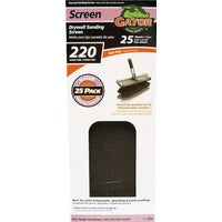 Gator Grit Precut Drywall Sanding Screen, 4255