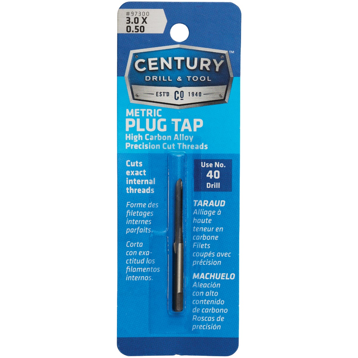 3MM-.50 TAP - 8312 by Irwin Industr Tool