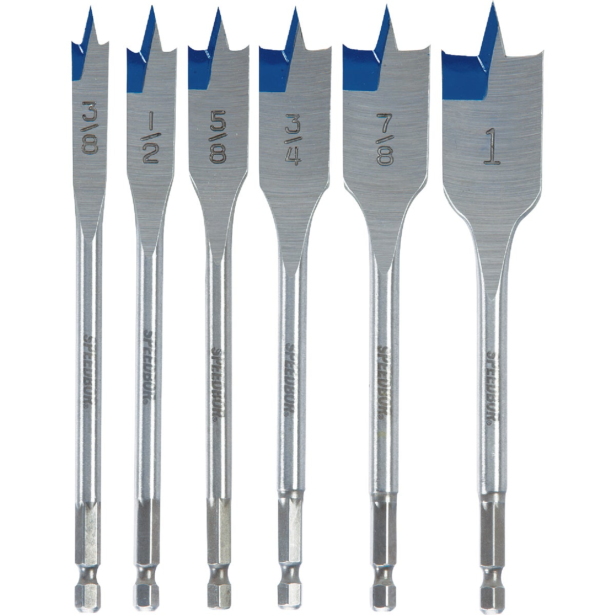 6PC BIT SET - 88886 by Irwin Industr Tool