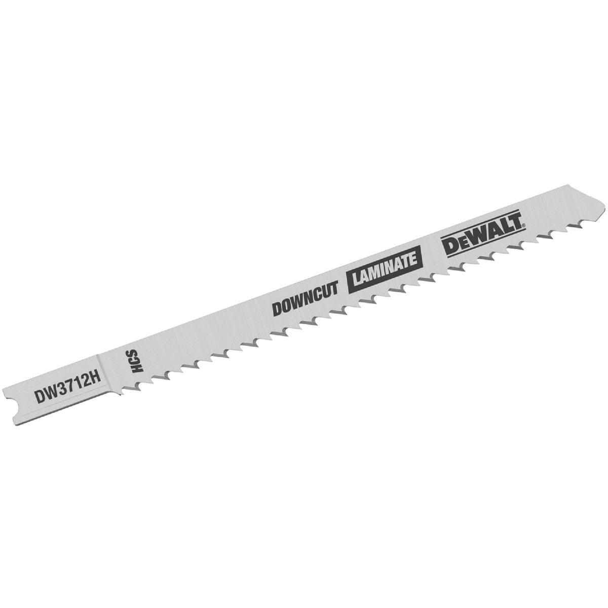 """5PK 4"""" 10T JIGSAW BLADE - DW3712-5 by DeWalt"""