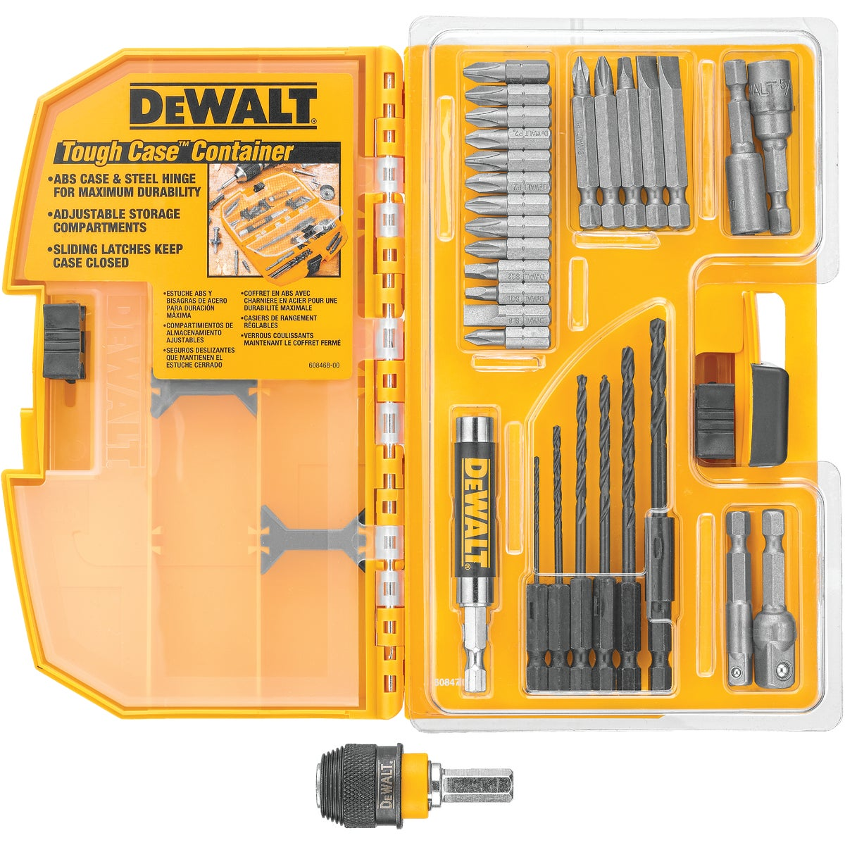 30PC RAPID LOAD SET - DW2518 by DeWalt