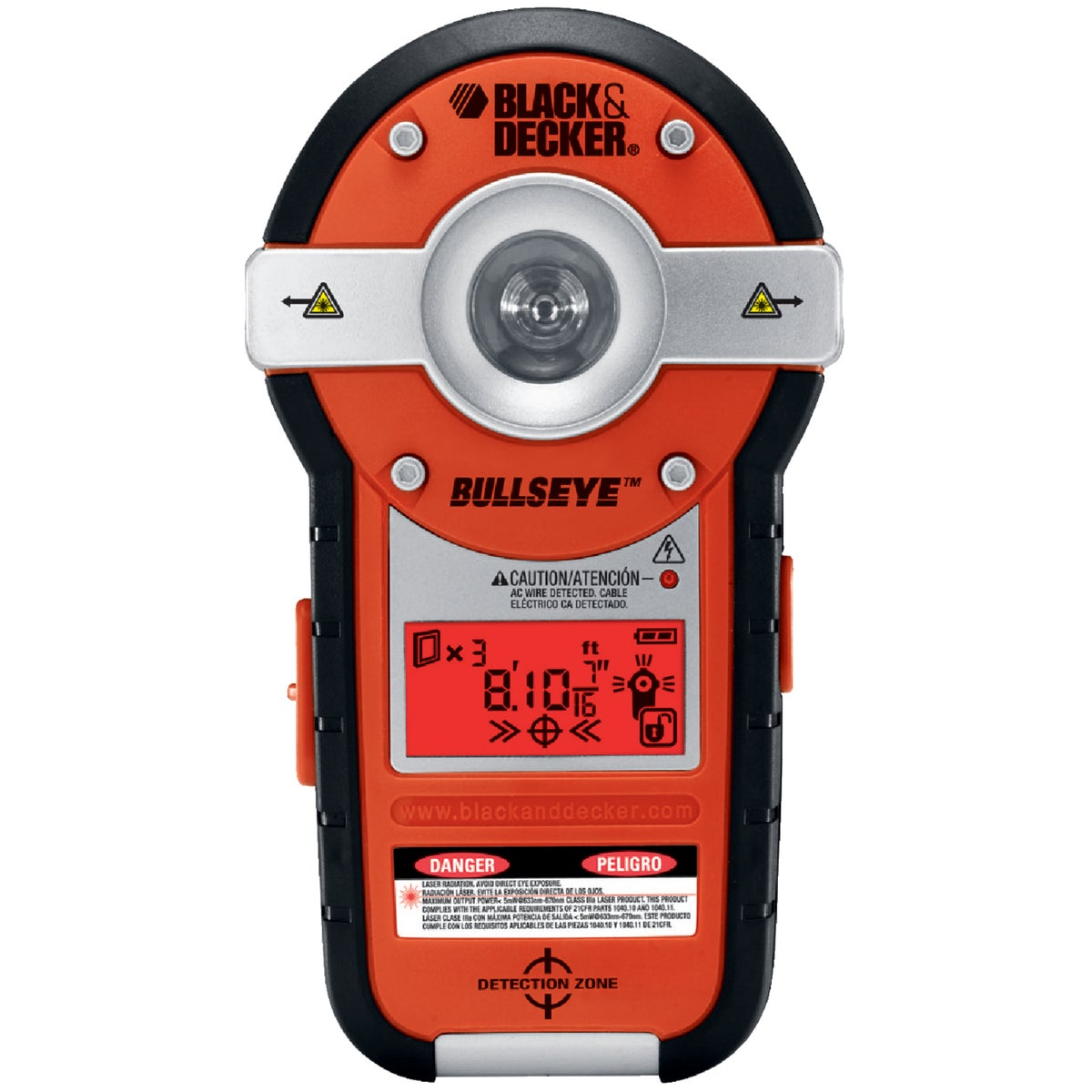 BULLSEYE LASER LEVEL - BDL190S by Black & Decker