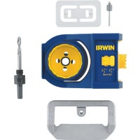 Irwin BI METAL DOOR LOCK KIT 3111002
