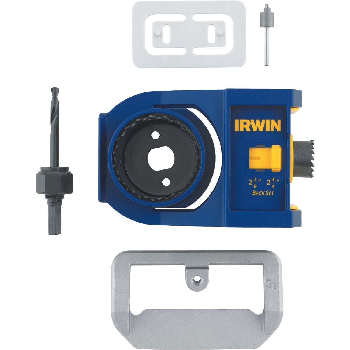 CRBN DR LOCK INSTALL KIT - 3111001 by Irwin Industr Tool